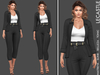 %5blc%5d bertha office girl outfit