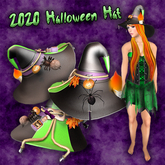 The Happy Hat - 2020 Halloween - Hat