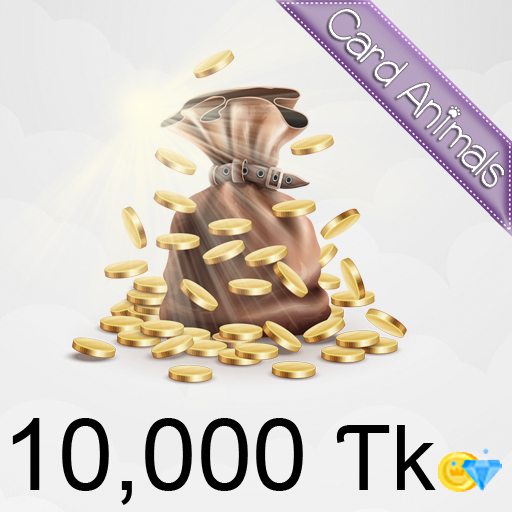 [Card Animals] Bag of Tokens (10,000)