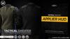 [WAZ] Tactical Sweater Applier (Black) [Texture HUD]