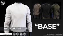 [WAZ] Tactical Sweater (BASE) BOXED [Add/Rezz]