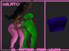 Gelato - Nitto Top  - [BLU]