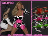 Gelato - Tshikani Outfit -  FATPACK