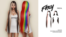 Foxy - Freya Hair (Grayscale)