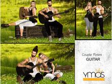 {Ymas Poses} Guitar