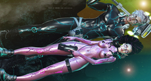 THIS IS WRONG LV-426 shine+tattoo 3D - female pack