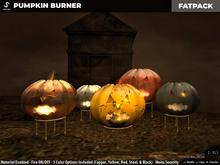 [satus Inc] Pumpkin Burner