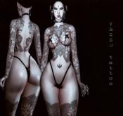 Narcus Unisex Tattoo - Black, single colour, Maitreya, Legacy, INTHIUM KUPRA, Belleza, Signature, Omega, BOM - Vezzo Ink