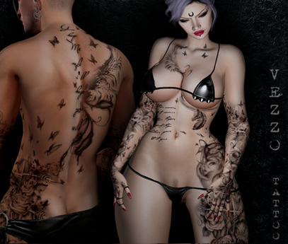 Vezzo Ink Tattoo - Karma