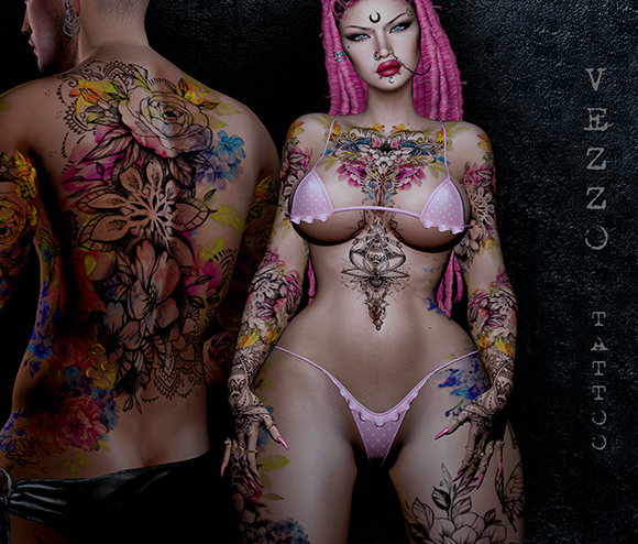 Vezzo Ink Tattoo - Lily