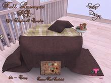 ~Sadie's Design~Outshop Cancer Fall Lounger PG Bag