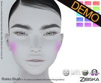 Zibska ~ Rokko Blush Demos [Lelutka/LAQ/Catwa/Omega/tattoo]