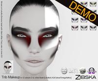 Zibska ~ Trib Makeup Demos [lelutka/laq/catwa/omega/tattoo]