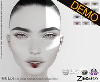 Zibska ~ Trib Lips Demo [lelutka/laq/catwa/omega/tattoo]