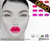 Zibska ~ Marzena Lips Demo [lelutka/laq/catwa/omega/tattoo]
