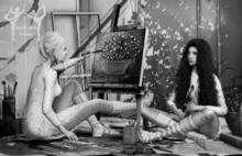 Secret Body - Moments of art - Pose