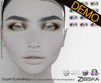 Zibska ~ Quyen Eyemakeup Demos [lelutka/laq/catwa/omega/tattoo]