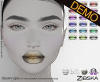 Zibska ~ Quyen Lips Demos [lelutka/laq/catwa/omega/tattoo]