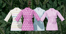 TIS x Colorful Pregnancy  Robe Pack