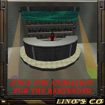 bartender animation ball BOX