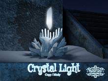 .: RatzCatz :.  Ice Crystal Light