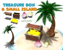 [Full Perm] SUMMER Treasure Box ISLAND