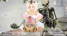 -Alli Poses -  Skeleton Candy - {wear}