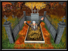 HALLOWEEN GRAVE WITH ANIMATIONS