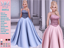 M&M STYLE-SOFIA GOWN-SEP20