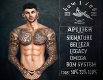 [ H O W L I N G ]-Japan- Tattoo