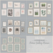 {what next} Picture Gallery Frames Set (Contemporary)