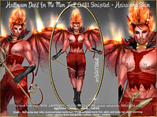 irrISIStible : HALLOWEEN DEVIL OUTFIT MEN SCRIPTED + SKIN