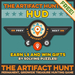 *** NEW! *** The Artifact Hunt HUD - Earn L$ and gifts!