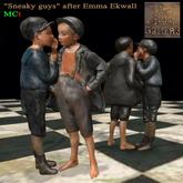 Emma Ekwall - Sneaky guys