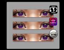 [lambent] Catwa, Omega & Standard Eyes [purple]