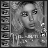 [POUT!] Illuminate Liners DEMO - *Wear to unpack me*
