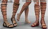 FashionNatic Dolce Sandals Fatpack  - Maitreya, Lara Petite, Belleza Freya, Legacy