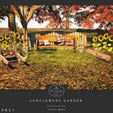 .Bee designs:. Sunflowers Garden Set-Box