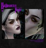Skoll - Halloween Night Tattoo UNPACKER