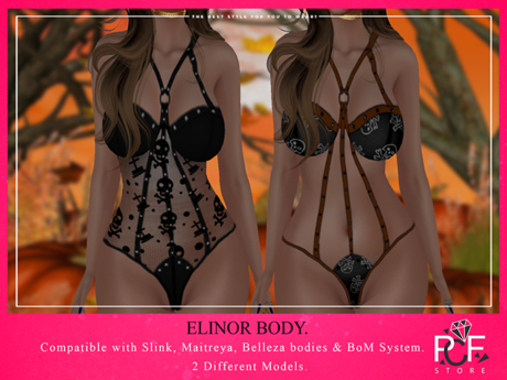 ::PCF:: Elinor Body Gift - BoM - Wear me/Touch me