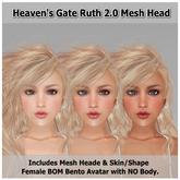 Nanako2 Skin / Ruth 2.0 Mesh Head