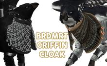 SNODE - BRDMRT Griffin Cloak