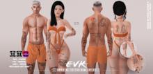[ E V K ] Oriental Tattoo