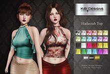 "KiB Designs - Hadassah Top FATPACK  ""Wear"""