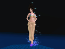 ~Personal~ Starfall (click2change-color) personal particle effect / special effect