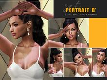 :studiOneiro: Portrait B set /poses/