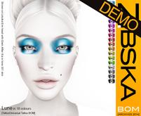 Zibska BOM Pack ~ Lune Makeup Demo [tattoo/universal tattoo BOM]