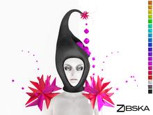 Zibska ~ Albiorix Color Change Helmet and Shoulders