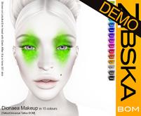 Zibska BOM Pack ~ Dionaea Makeup Demo [tattoo/universal tattoo BOM]
