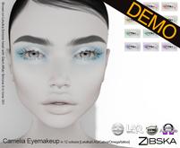 Zibska ~ Camelia Eyemakeup Demos [lelutka/laq/catwa/omega/tattoo]